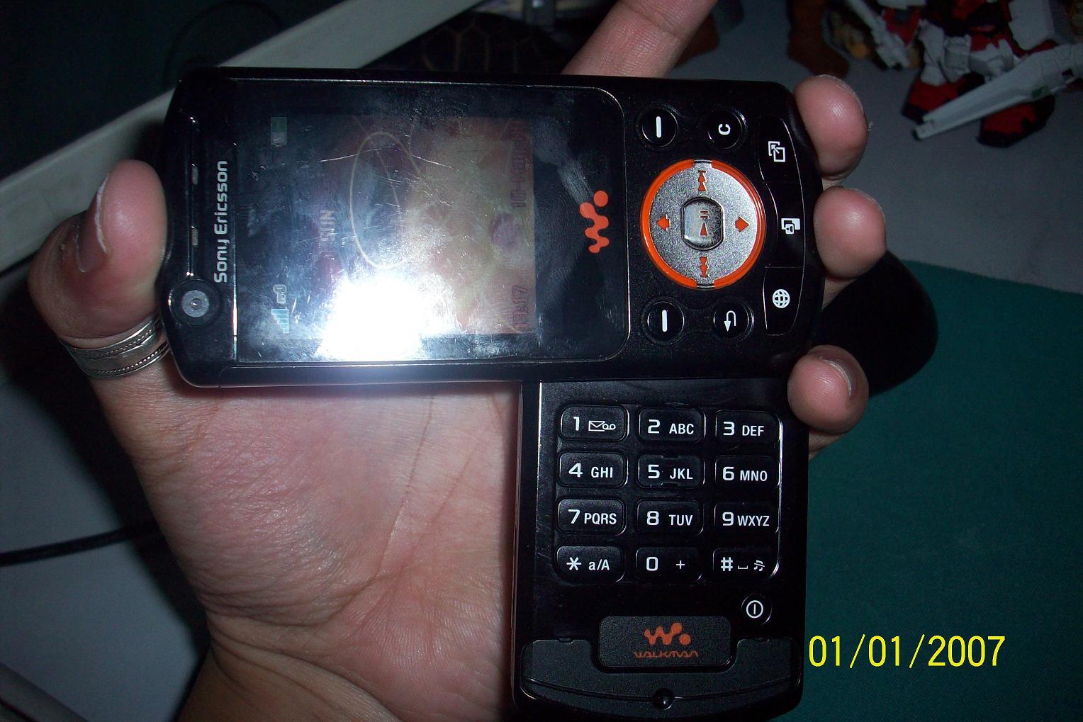 Ericsson W900