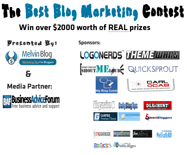 Best Blog Contest