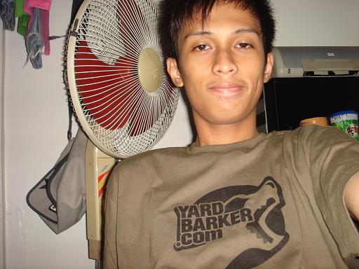 Free Shirt Monday – YardBarker.com