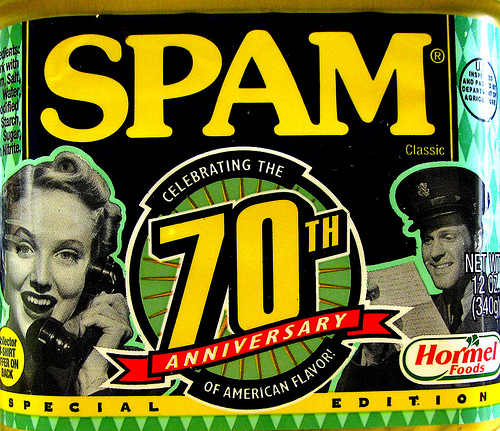 Confirm You Are Not a Spammer – Seriously?