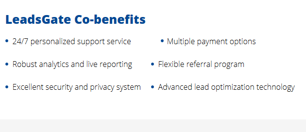 LeadsGate Review – Payday Loan Affiliate Program